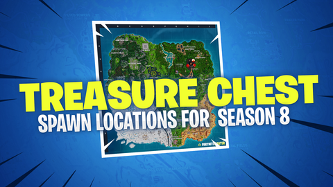 - map fortnite season 8