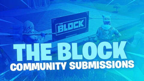Fortnite Creative Community Builds And The Block Fortnitemaster Com